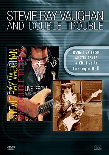 Stevie Ray Vaughan - Live From Austin, Texas -- via Amazon Partnerprogramm