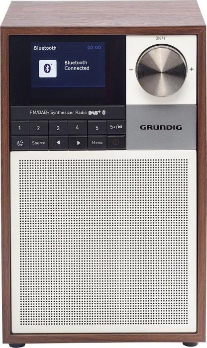 Grundig WTR 2000 BT brown