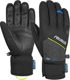 Reusch Luke R-Tex XT black melange/safety yellow (4801251-623)