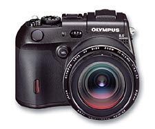 Olympus Camedia C-8080 Wide Zoom (verschiedene Bundles)