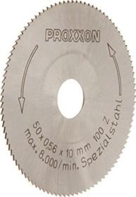 PROXXON 28020 Kreissägeblatt Sägeblatt Durchmesser 50mm für KS230 FET FKS KG50