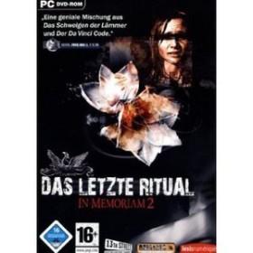 In Memoriam 2 - Das letzte Ritual (PC)