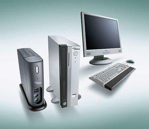Fujitsu Futro D100, Celeron 566MHz (S26361-K523-V215/8652)