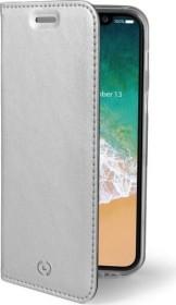Celly Air für Apple iPhone X silber (AIR900SV)