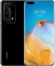 Huawei P40 Pro+ Dual-SIM ceramic black