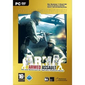 Arma: Armed Assault - Gold Edition (German) (PC)