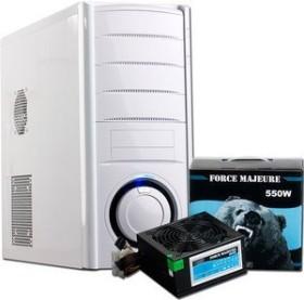 Tronje N-890W weiß, 550W ATX