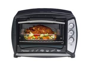 Bestron AGL30 mini oven with grill