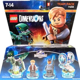 LEGO: Dimensions - Team Pack: Jurassic World (PS3/PS4/Xbox One/Xbox 360/WiiU) (71205)