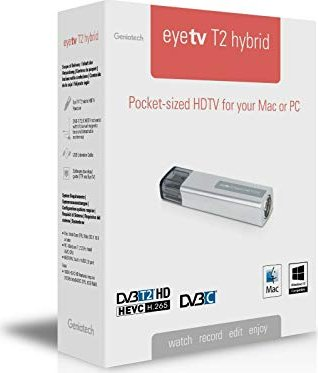 Geniatech EyeTV T2 DVB-T2-Tuner (GT-1T220160401)
