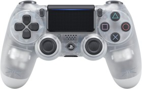 Sony DualShock 4 2.0 Controller wireless Crystal Edition transparent (PS4)