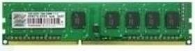 Transcend DIMM 2GB, DDR3-1333, CL9-9-9, ECC (TS256MLK72V3U)
