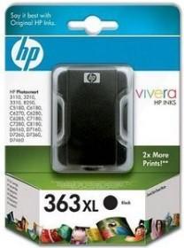 HP Tinte 363XL schwarz, 3er-Pack (SD385EE)
