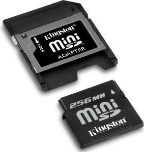 Kingston miniSD 512MB (SDM/512)