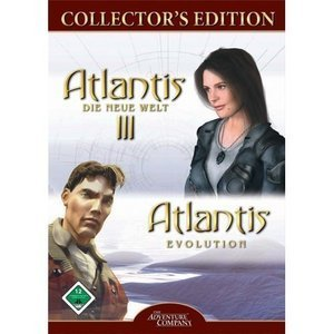 Atlantis - Collector's Edition (deutsch) (PC)