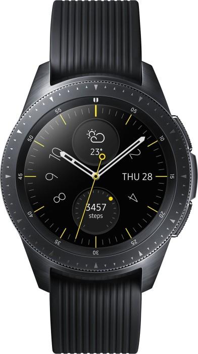 Samsung Galaxy Watch LTE R815 42mm schwarz (Telekom)