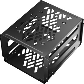 Fractal Design Hard Drive Cage kit - Type B, black, HDD cage (FD-A-CAGE-001)