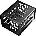 Fractal Design Hard Drive Cage Kit - Type B, schwarz, Festplattenkäfig (FD-A-CAGE-001)