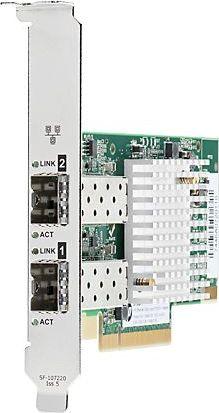 HP 571SFP, 2x SFP+, PCIe 2.0 x8 (728987-B21)