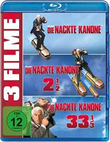 Die nackte Kanone Box (Blu-ray)