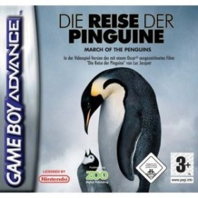 Die Reise der Pinguine (GBA)