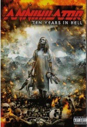 Annihilator - Ten Years In Hell -- via Amazon Partnerprogramm
