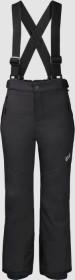 Jack Wolfskin Snow Ride ski pants black (Junior) (1605382-6000)