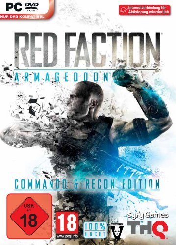 Red Faction - Armageddon - Commando & Recon Edition (German) (PC) -- http://bepixelung.org/17925