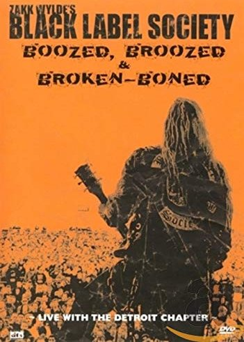 Black Label Society - Boozed, Broozed & Broken Boned -- via Amazon Partnerprogramm
