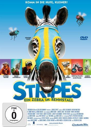 Im Rennstall ist das Zebra los -- via Amazon Partnerprogramm