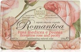 Nesti Dante Romantica Florentine Rose and Peony feste Seife, 250g
