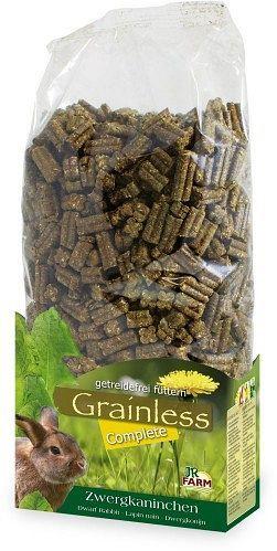 JR Farm Grainless Complete Zwergkaninchen 1.35kg