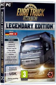 Euro Truck Simulator 2 - Legendary Edition (PC)