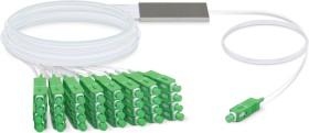 Ubiquiti UFiber optical fibre PLC splitter cable, G.657.A1, 1x SC-APC plug/32x SC-APC plug, 4m (UF-SPLITTER-32)