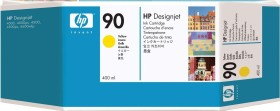 HP ink 90 yellow high capacity (C5065A)