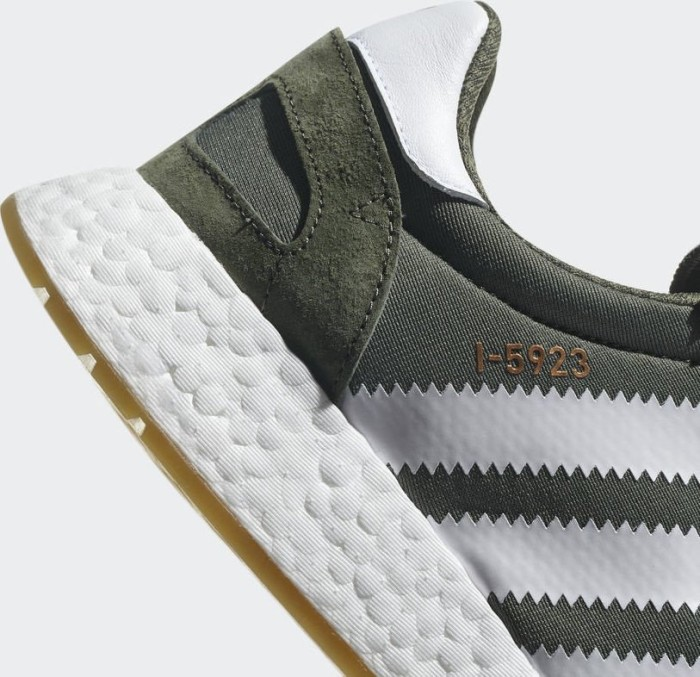 low cost cc241 32031 adidas I-5923 base green/footwear white/gum 3 (CQ2492) starting from £  97.68 (2019) | Skinflint Price Comparison UK