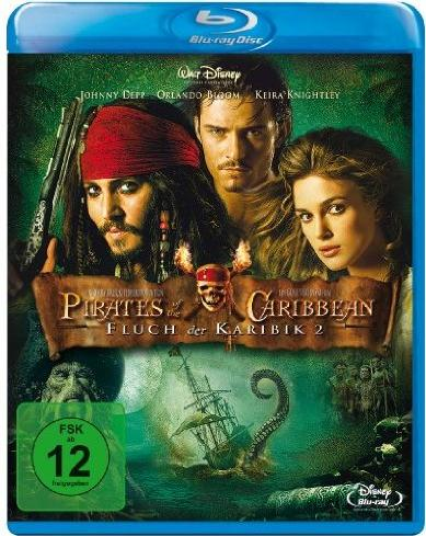 Fluch der Karibik 2 (Blu-ray) -- via Amazon Partnerprogramm