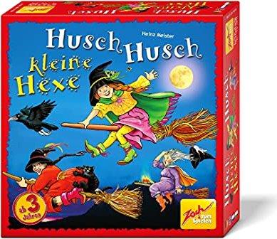 Husch Husch kleine Hexe -- via Amazon Partnerprogramm