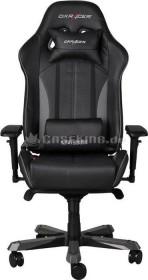 DXRacer King Series Gamingstuhl, schwarz/grau (OH/KS57/NG)
