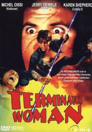 Terminator Woman -- via Amazon Partnerprogramm