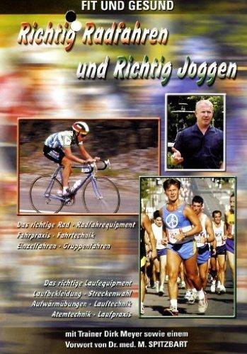 Richtig Radfahren & Richtig Joggen -- via Amazon Partnerprogramm