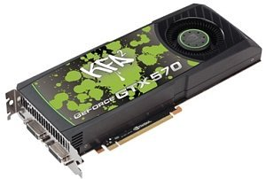 KFA² GeForce GTX 570, 1.25GB GDDR5, 2x DVI, mini HDMI (57NKH3HS4GXK/57NKH3HS00GZ)