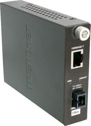 TRENDnet TFC-1000S10D3, 1000Base-TX auf 1000Base-LX -- via Amazon Partnerprogramm