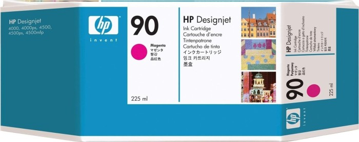HP ink Nr 90 magenta 225ml (C5062A)