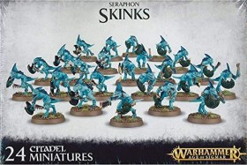 Games Workshop Warhammer Age of Sigmar - Seraphon - Skinks (99120208014)