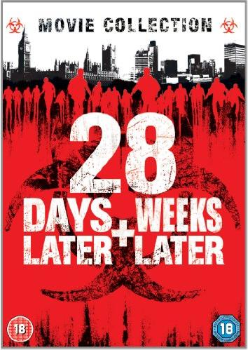28 Days Later/28 Weeks Later (UK) -- via Amazon Partnerprogramm