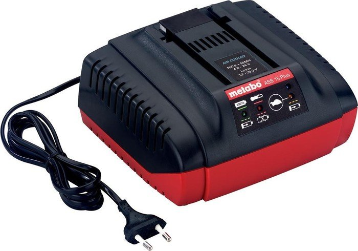 Metabo ASS 15 Plus charger (627283000)