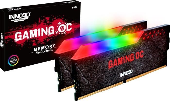 INNO3D Gaming OC RGB DIMM kit 16GB, DDR4-3000, CL16-18-18-36 (RGX2-16G3000A)