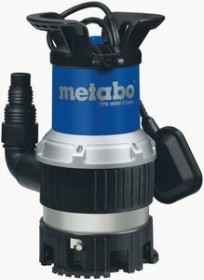 Metabo TPS 14000 S Combi electric submersible pump (0251400000)