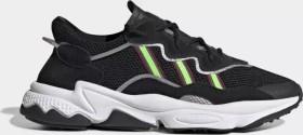adidas Ozweego core black/solar green/onix (Herren) (EE7002)